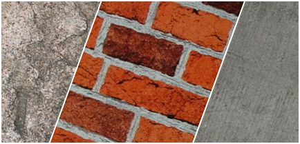 Stone, Concrete & Brick Protection