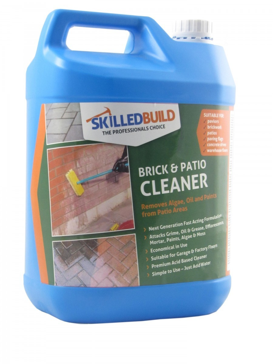 Brick and patio cleaner outdoor cleaning cleaningfix Patio products