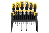 SoftGrip Screwdriver Set (18 piece)