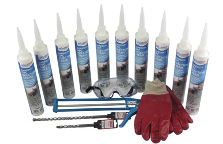 DIY Damp Proof Kit