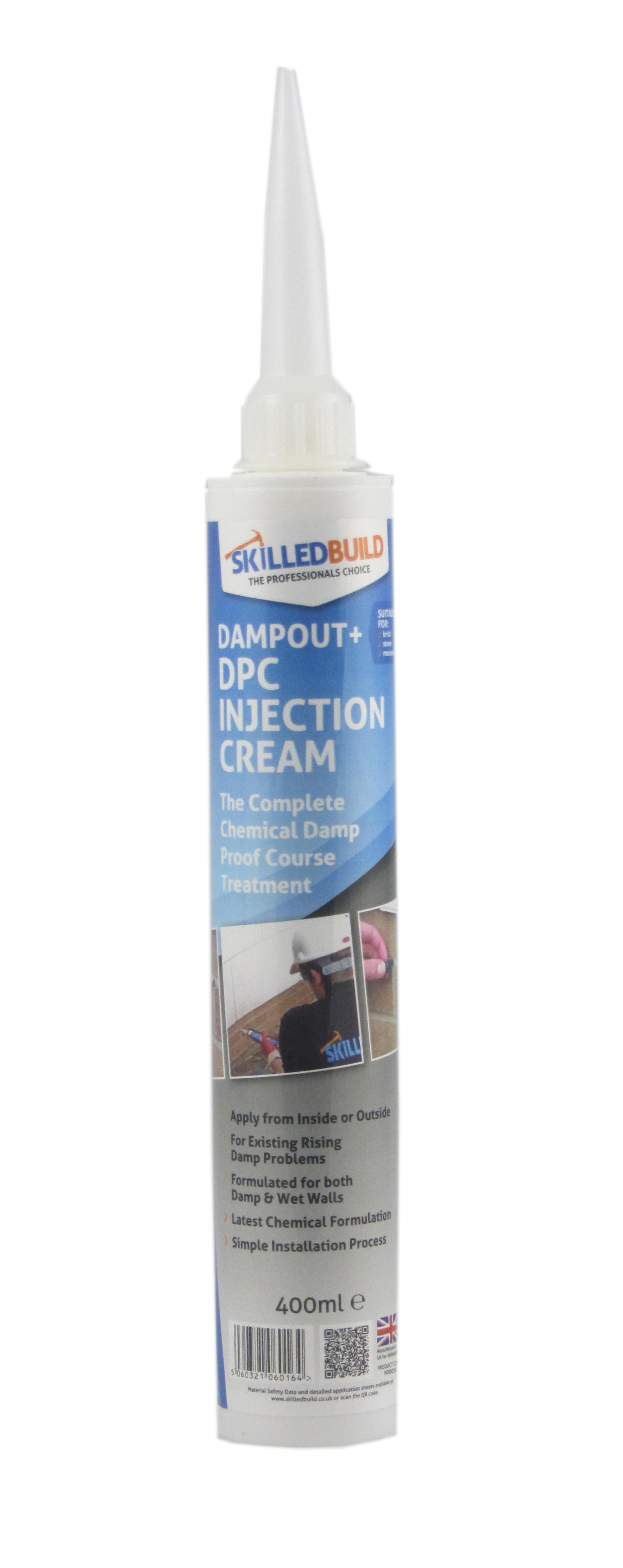 Damp Proof Cream 400ml