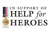 £10 donation for Help For Heroes